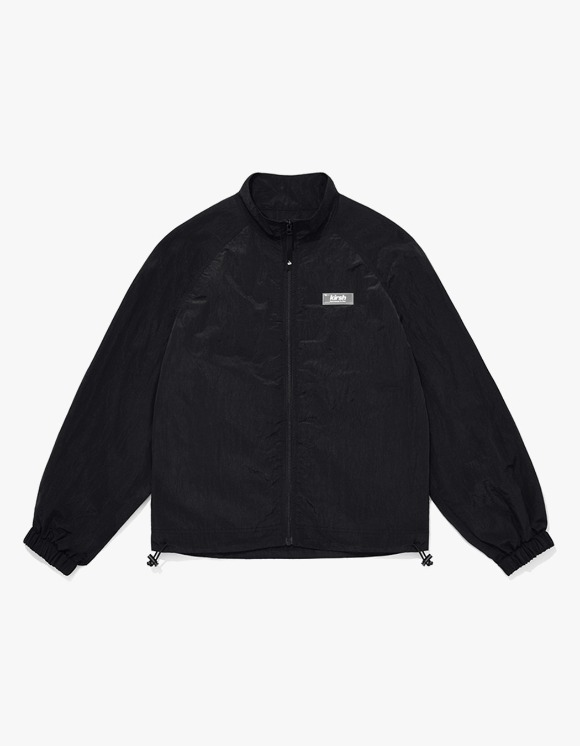KIRSH KIRSH Track Jacket JS - Black | HEIGHTS. | 하이츠 온라인 스토어