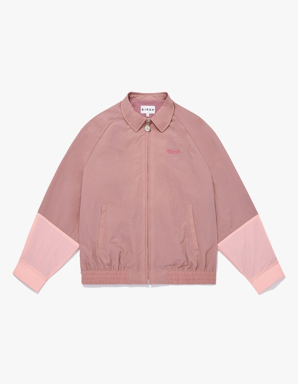 KIRSH KIRSH Tone One Tone Jacket JS - Coral Pink | HEIGHTS. | 하이츠 온라인 스토어