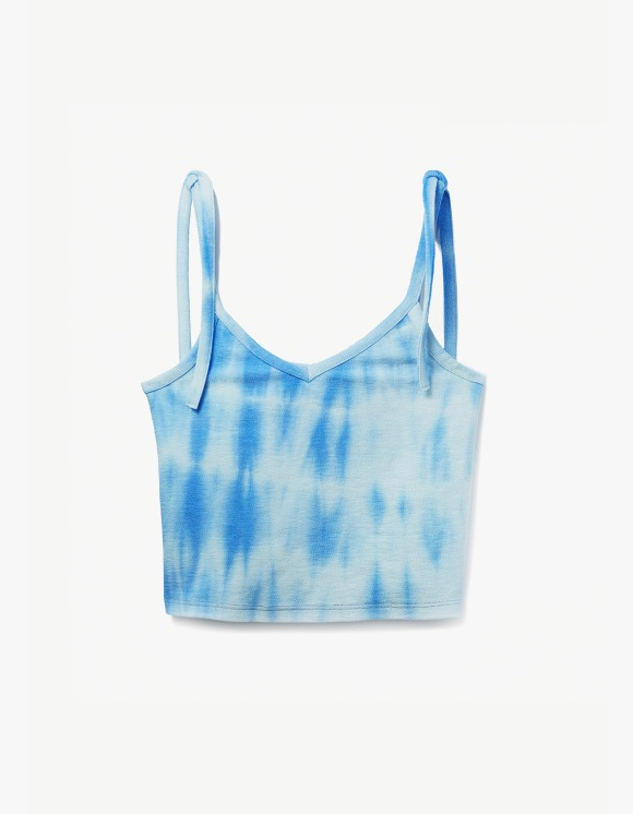 s/e/o Hand Dye Sleeveless - Blue | HEIGHTS. | 하이츠 온라인 스토어