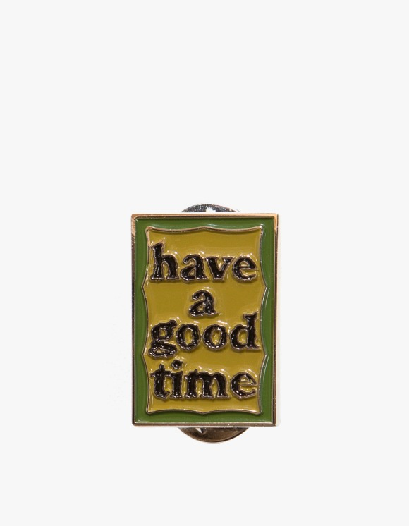 have a good time Military Frame Pin | HEIGHTS. | 하이츠 온라인 스토어