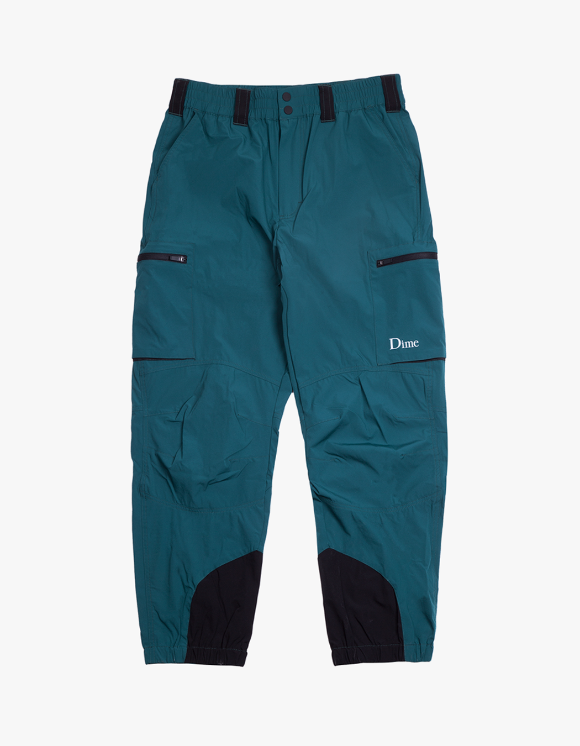 Dime Dime Range Pants - Teal | HEIGHTS. | 하이츠 온라인 스토어