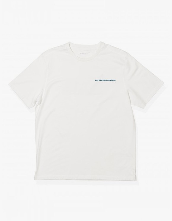 Pop Trading Company Parra Logo T-Shirt - White | HEIGHTS. | 하이츠 온라인 스토어
