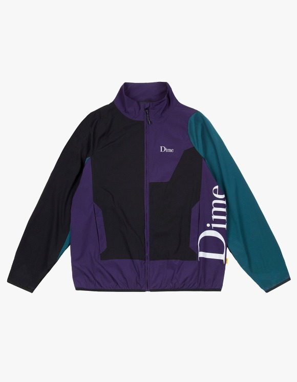 Dime Shell Range Jacket - Black/Teal | HEIGHTS. | 하이츠 온라인 스토어
