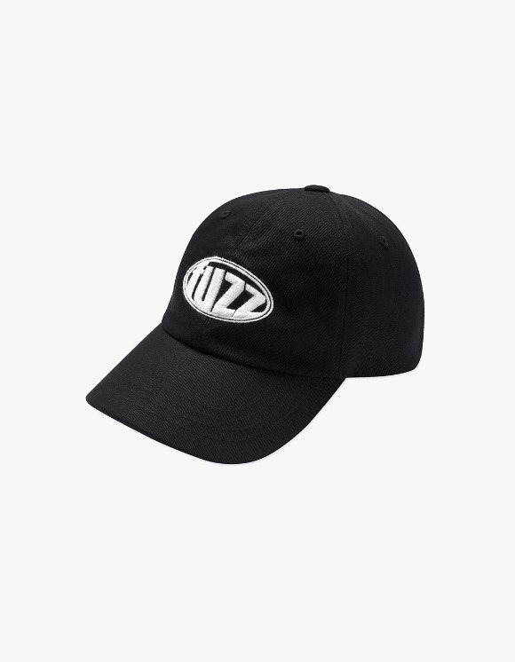 Fuzz FUZZ CIRCLE LOGO CAP black | HEIGHTS. | 하이츠 온라인 스토어