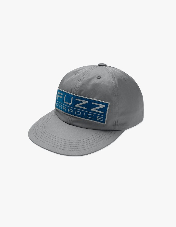 Fuzz FUZZ PATCH CAP gray | HEIGHTS. | 하이츠 온라인 스토어