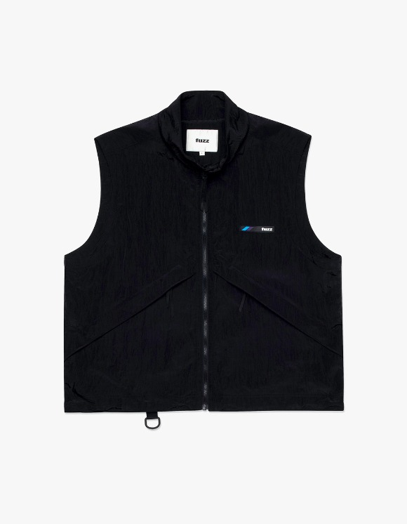 Fuzz FUZZ TECHNICAL ACTIVE VEST black | HEIGHTS. | 하이츠 온라인 스토어