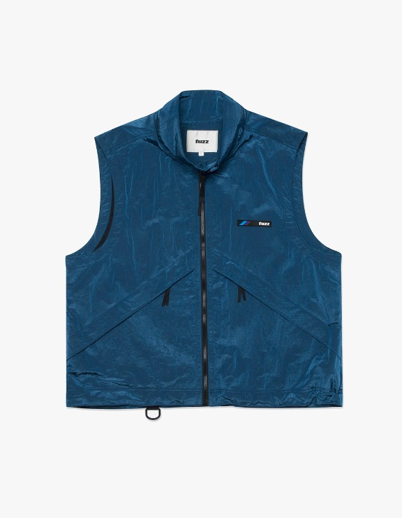 Fuzz FUZZ TECHNICAL ACTIVE VEST dark teal | HEIGHTS. | 하이츠 온라인 스토어