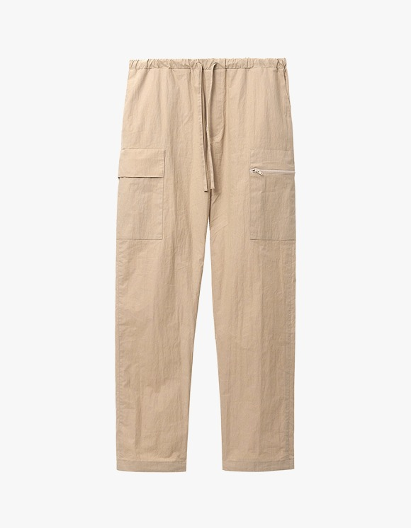 AECA WHITE (un)Balance Cargo Pants - Beige | HEIGHTS. | 하이츠 온라인 스토어
