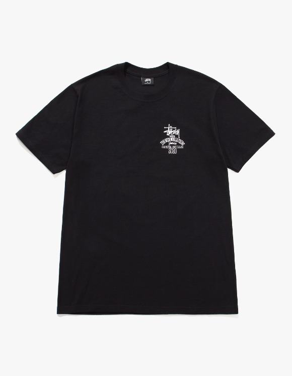 Stussy Bloom Tee - Black | HEIGHTS. | 하이츠 온라인 스토어