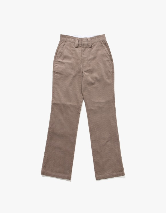 Stussy Corduroy Wide Pant - Taupe | HEIGHTS. | 하이츠 온라인 스토어
