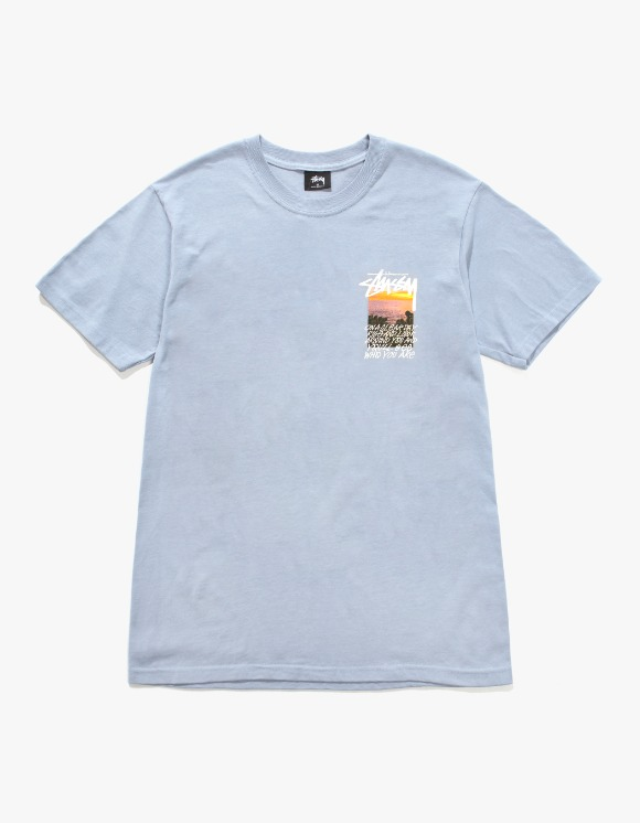 Stussy Clear Day Tee - Slate | HEIGHTS. | 하이츠 온라인 스토어