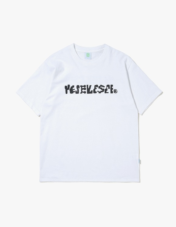 yeseyesee B-Logo Tee - White | HEIGHTS. | 하이츠 온라인 스토어