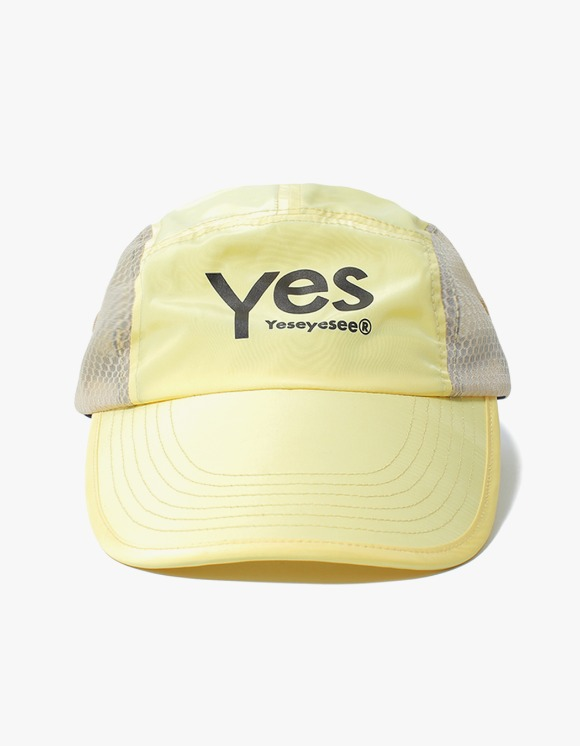 yeseyesee Freshman Camp Cap - Yellow | HEIGHTS. | 하이츠 온라인 스토어