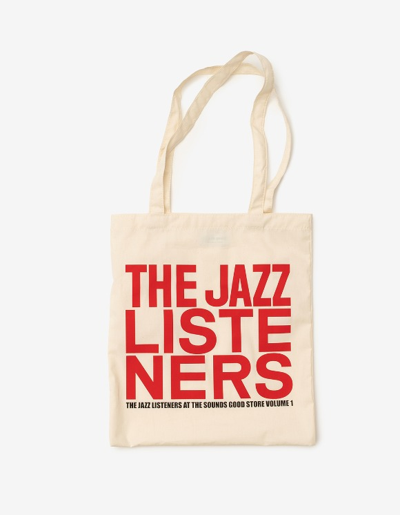 sounds good! Jazz Listeners Bag - Red | HEIGHTS. | 하이츠 온라인 스토어