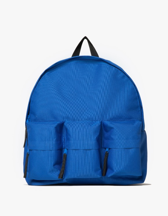 LORES 3-Pocket Backpack - Blue | HEIGHTS. | 하이츠 온라인 스토어
