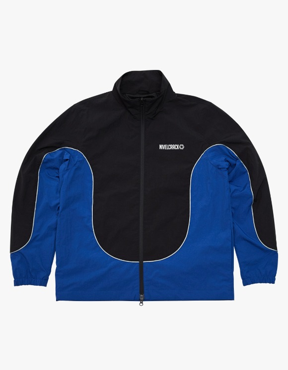 NIVELCRACK Fenomeno Track Jacket - Black | HEIGHTS. | 하이츠 온라인 스토어
