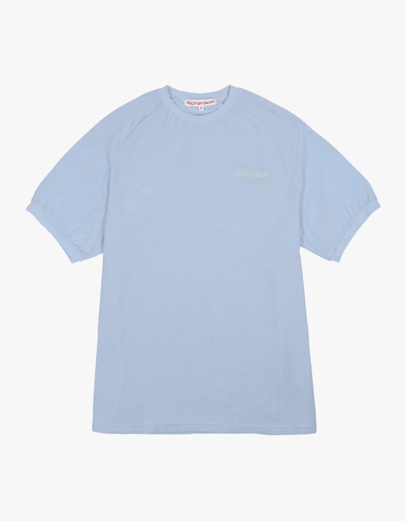 Richardson Velour Tee - Blue | HEIGHTS. | 하이츠 온라인 스토어