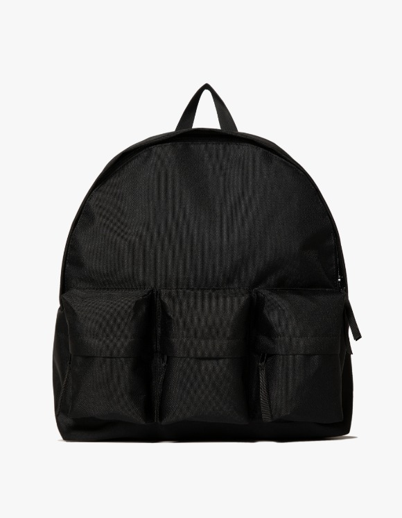 Lores 3-Pocket Backpack - Black | HEIGHTS. | 하이츠 온라인 스토어