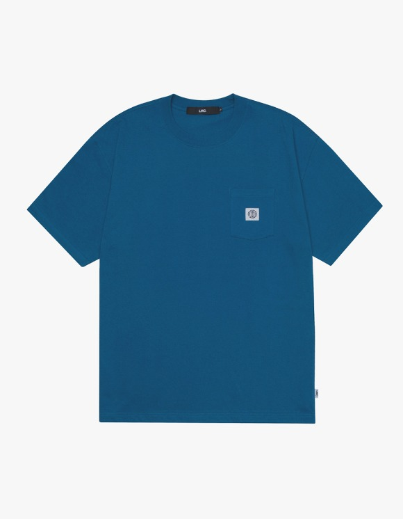 LMC LMC BASIC POCKET TEE dk blue | HEIGHTS. | 하이츠 온라인 스토어