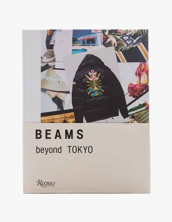 Rizzoli New York BEAMS beyond TOKYO | HEIGHTS. | 하이츠 온라인 스토어