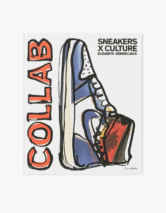 Rizzoli New York Sneakers x Culture : Collab | HEIGHTS. | 하이츠 온라인 스토어