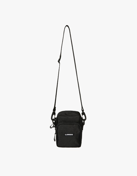 LORES P&S Camera bag - Black | HEIGHTS. | 하이츠 온라인 스토어