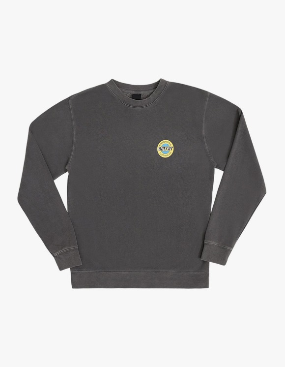 Only NY International Clothing Co. Crewneck - Charcoal | HEIGHTS. | 하이츠 온라인 스토어