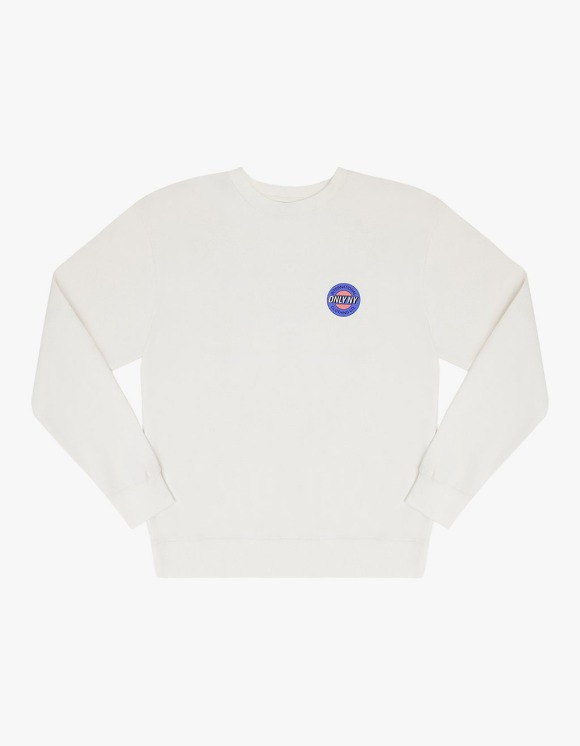Only NY International Clothing Co. Crewneck - Natural | HEIGHTS. | 하이츠 온라인 스토어