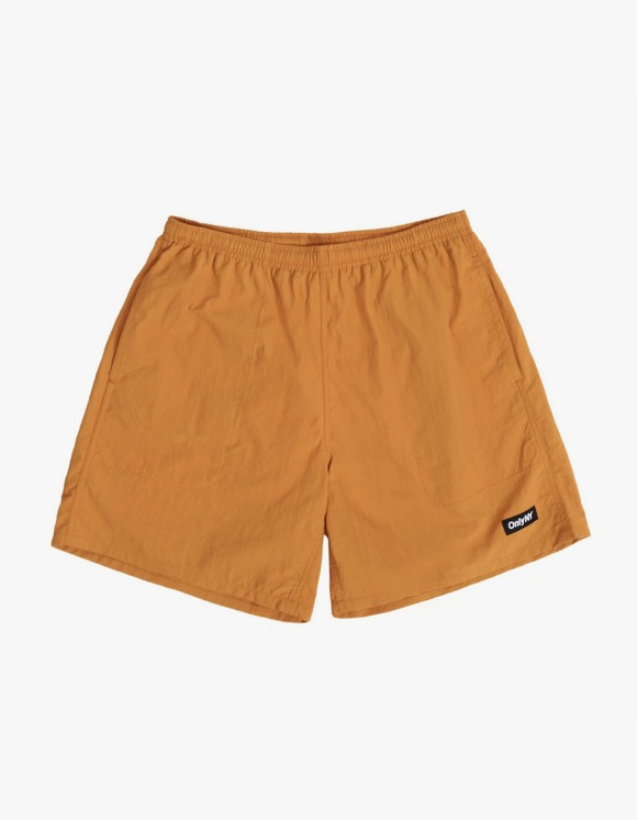 Only NY High Falls Swim Shorts - Gold | HEIGHTS. | 하이츠 온라인 스토어