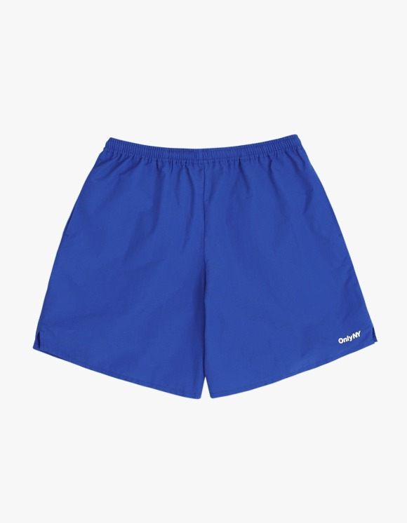 Only NY Track Shorts - Royal Blue | HEIGHTS. | 하이츠 온라인 스토어
