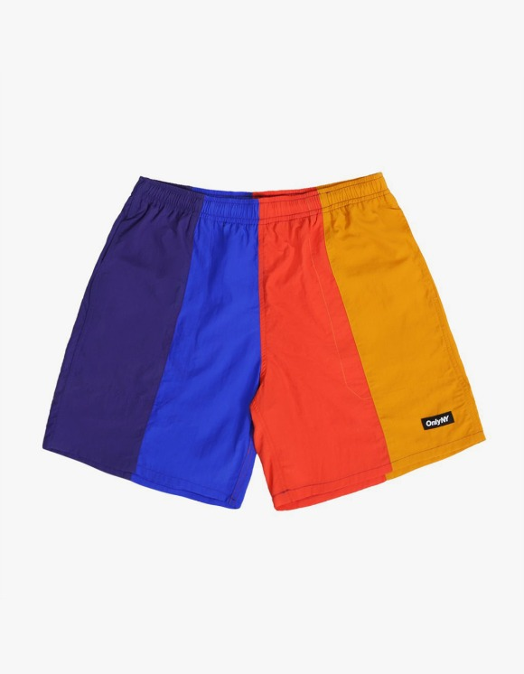 Only NY High Falls Swim Shorts - Multi | HEIGHTS. | 하이츠 온라인 스토어
