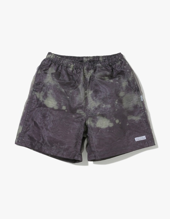 yeseyesee Bleached Shorts - Black | HEIGHTS. | 하이츠 온라인 스토어