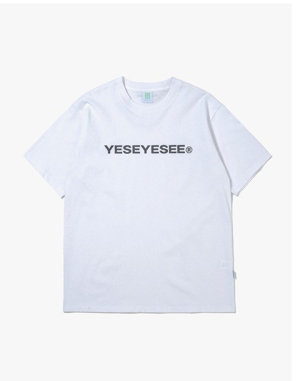 yeseyesee Logo Tee - White | HEIGHTS. | 하이츠 온라인 스토어