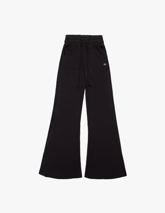KIJUN Flared Lounge Pants - Black | HEIGHTS. | 하이츠 온라인 스토어