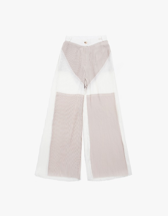 KIJUN Pleats Pants - Beige | HEIGHTS. | 하이츠 온라인 스토어