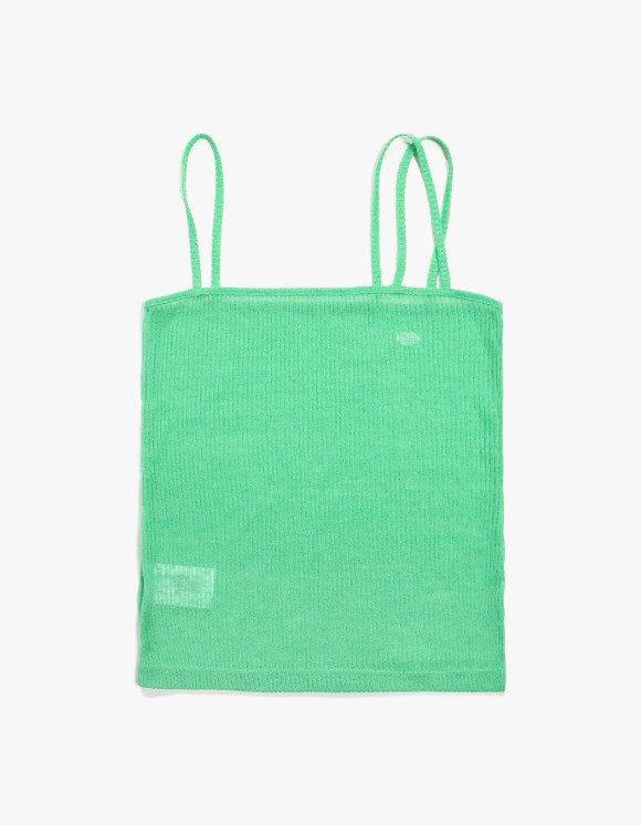 KIJUN Cross String Tank Top - Green | HEIGHTS. | 하이츠 온라인 스토어