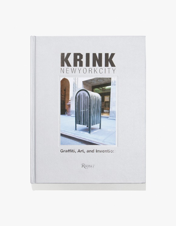 Rizzoli New York Krink: Graffiti, Art, and Invention By Craig Costello | HEIGHTS. | 하이츠 온라인 스토어