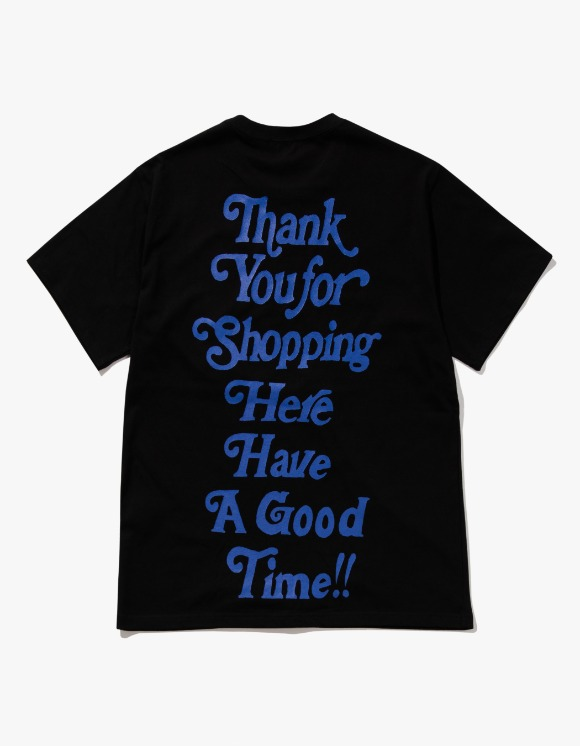 have a good time Thank you for Shopping S/S Tee - Black | HEIGHTS. | 하이츠 온라인 스토어