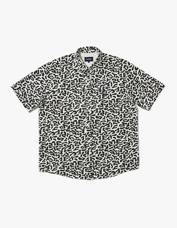 WKNDRS Drill S/S Shirt - Black | HEIGHTS. | 하이츠 온라인 스토어