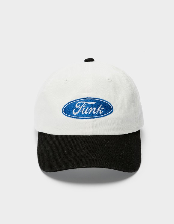 sounds good! Funk Ball Cap - White/Black | HEIGHTS. | 하이츠 온라인 스토어
