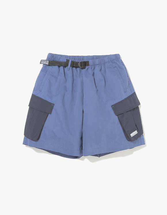 yeseyesee Safary Shorts - Navy | HEIGHTS. | 하이츠 온라인 스토어