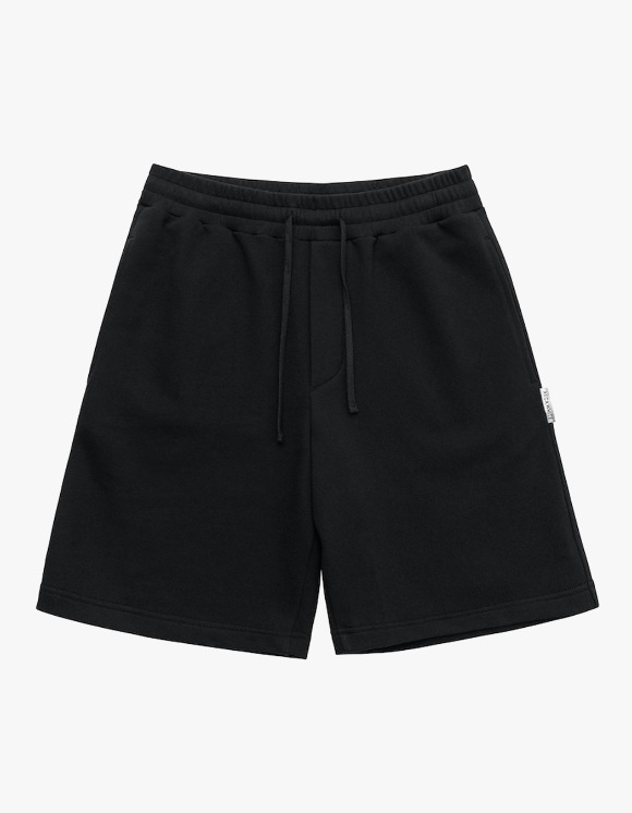 AECA WHITE Finest Cotton Shorts - Black | HEIGHTS. | 하이츠 온라인 스토어