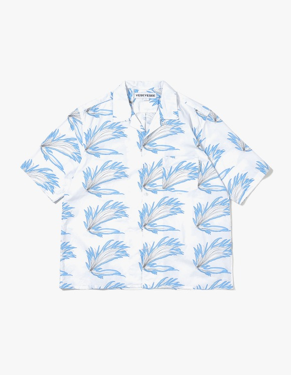 yeseyesee Juwonman Aloha Shirts - Water | HEIGHTS. | 하이츠 온라인 스토어