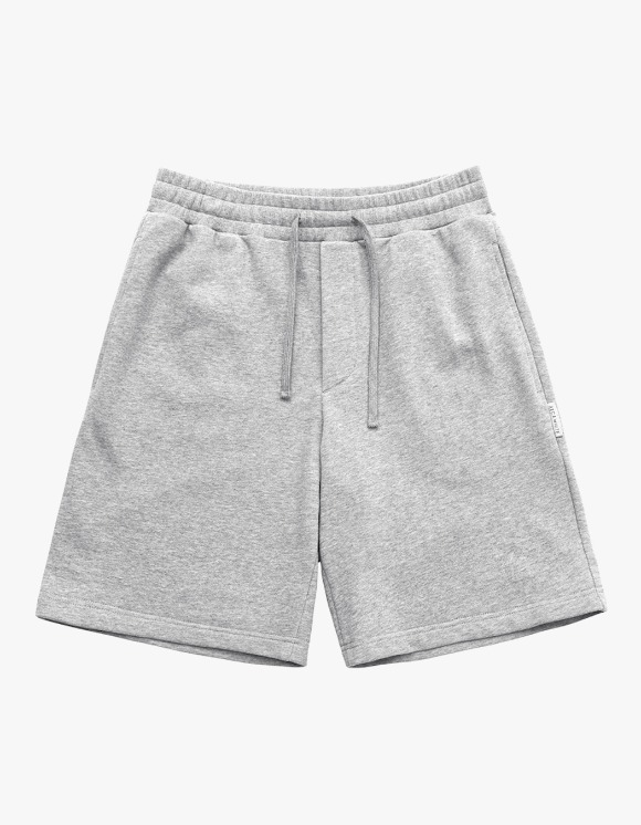 AECA WHITE Finest Cotton Shorts - Grey | HEIGHTS. | 하이츠 온라인 스토어
