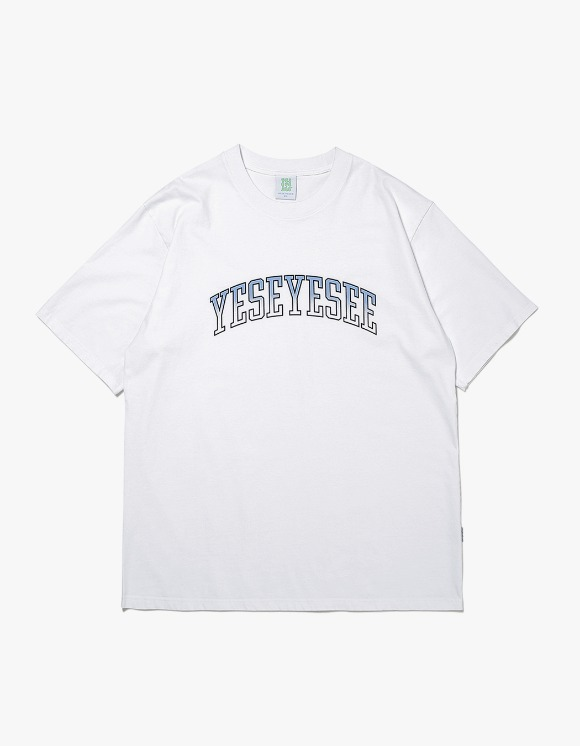 yeseyesee Freshman Tee - White | HEIGHTS. | 하이츠 온라인 스토어