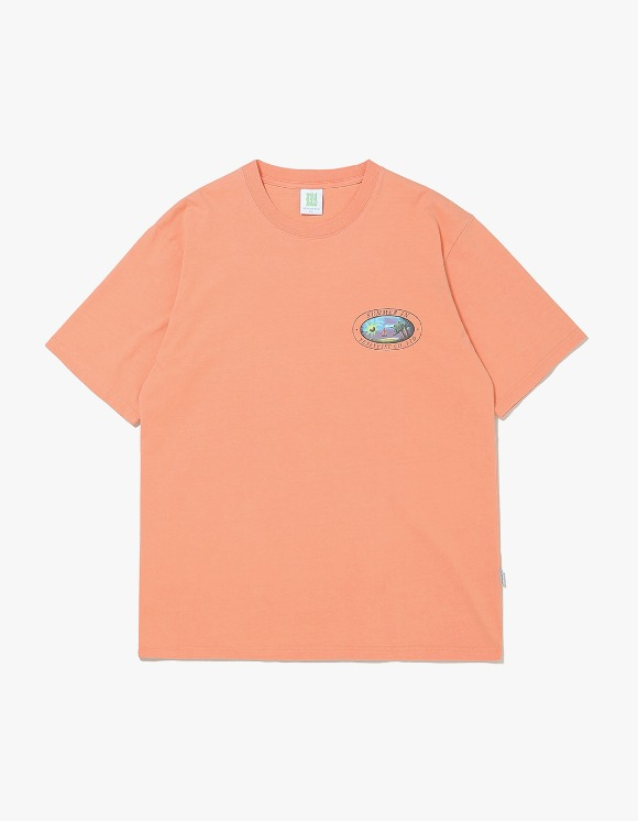 yeseyesee Y.E.S Summer Tee - Orange | HEIGHTS. | 하이츠 온라인 스토어