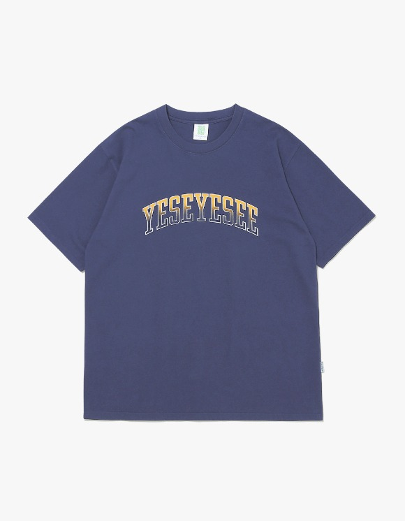 yeseyesee Freshman Tee - Navy | HEIGHTS. | 하이츠 온라인 스토어
