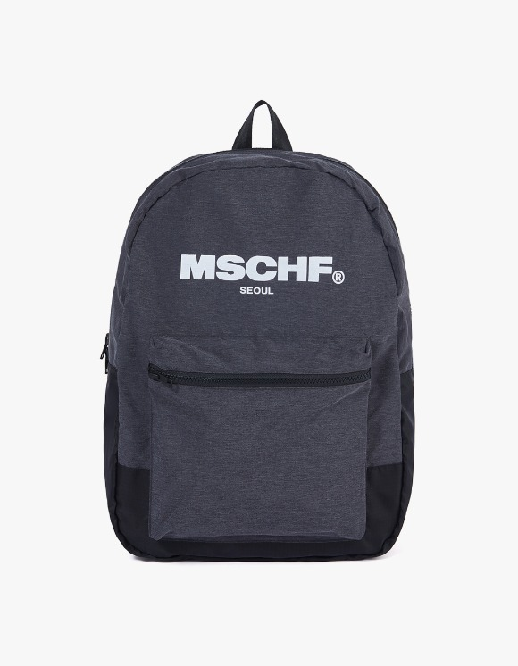 MISCHIEF Packable Backpack - Dark Grey/Black | HEIGHTS. | 하이츠 온라인 스토어
