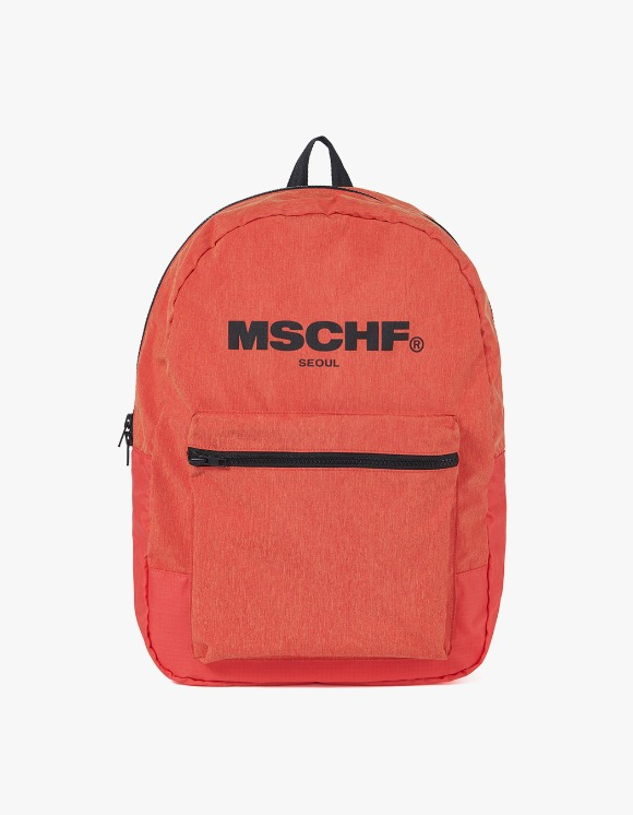 MISCHIEF Packable Backpack - Orange | HEIGHTS. | 하이츠 온라인 스토어