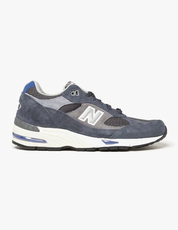 New Balance M991GRB - Dark Grey Navy | HEIGHTS. | 하이츠 온라인 스토어